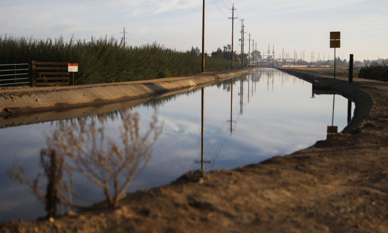 San Francisco, irrigation districts sue California over water cuts