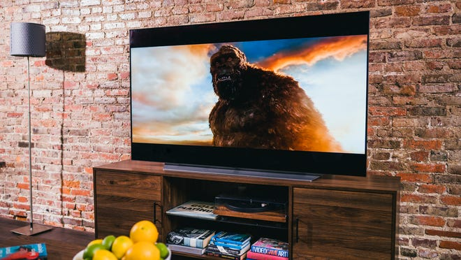 TVs are massively marked down at Best Buy right now.