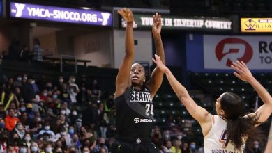 Seattle Storm's Jewell Loyd ties WNBA record with 22-point quarter