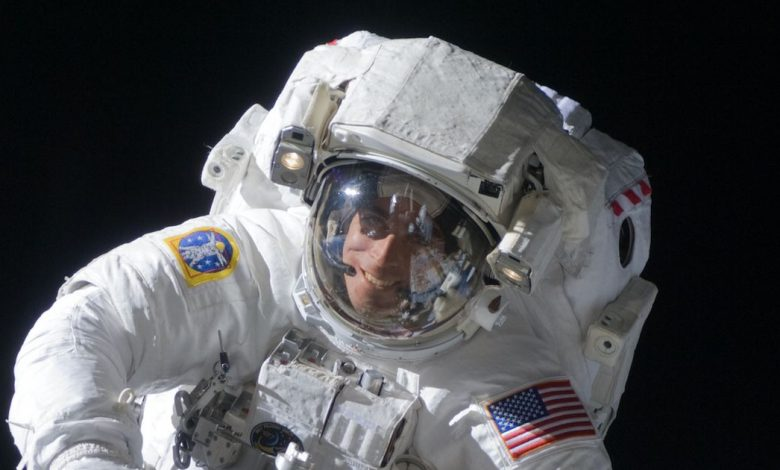 See what it takes for Nasa astronauts to spacewalk in Among the Stars trailer
