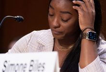 Simone Biles fights the system