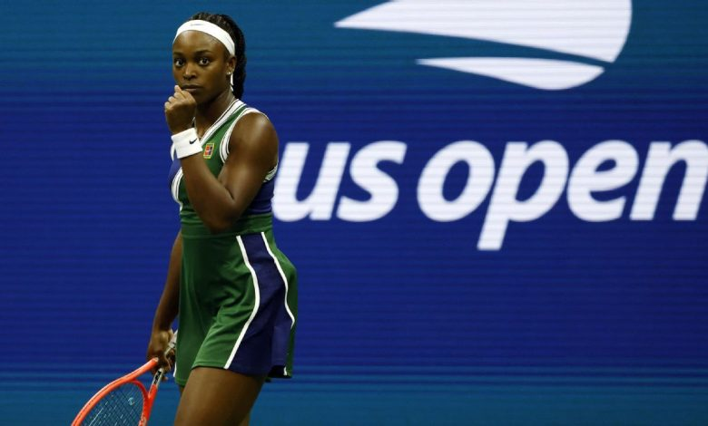 Sloane Stephens calls harassing messages after US Open loss 'exhausting and never ending'
