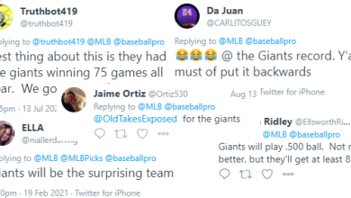 So Let's Talk About the Giants