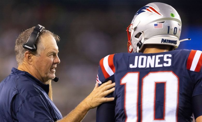Sources -- San Francisco 49ers' trade for No. 3 draft pick spurred by concern over New England Patriots moving up for Mac Jones