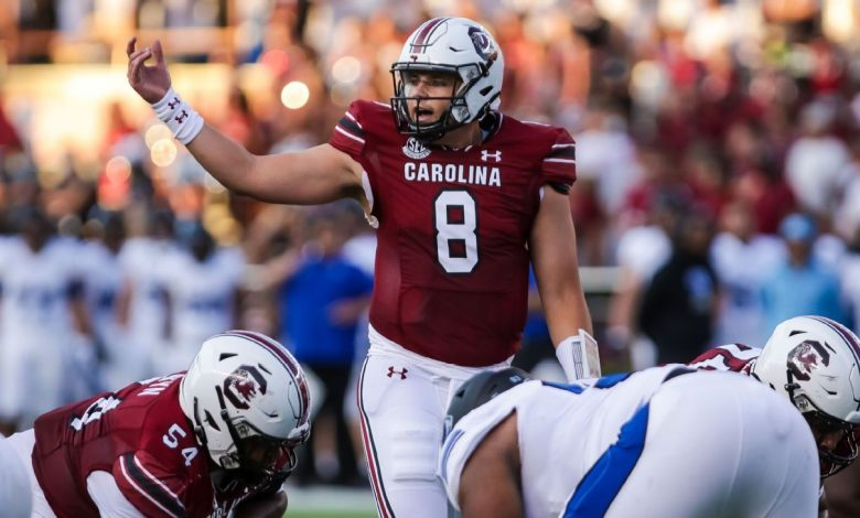 South Carolina's Zeb Noland completes improbable return to field with season-opening win
