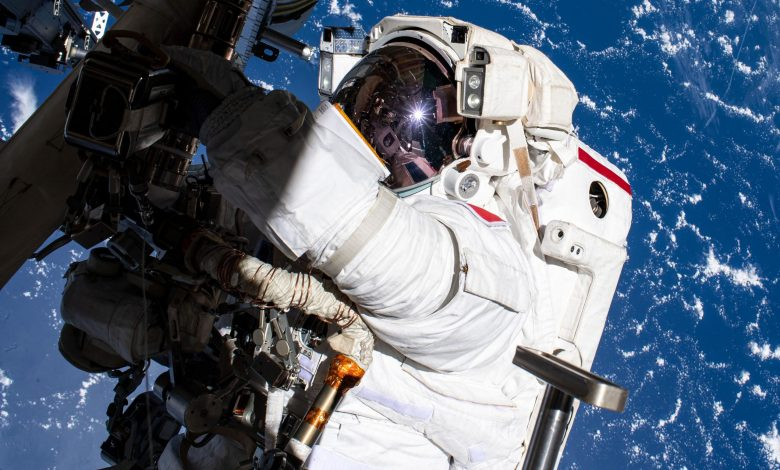 Space Station Crew Unpacks SpaceX Cargo Dragon and Gears Up for Spacewalks