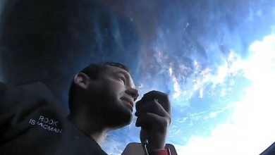 SpaceX Inspiration4 mission delivers first magical images from orbit