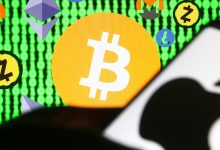 Stocks teeter, Bitcoin and Ethereum gain ahead of a big batch of labor and retail data