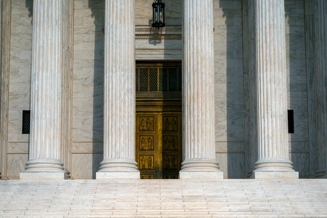 The Supreme Court on Sept. 3, 2021.