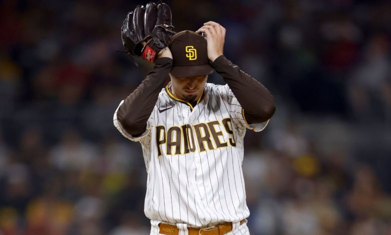 The second wild card is still within reach, but the San Diego Padres' playoff hopes took a crushing blow