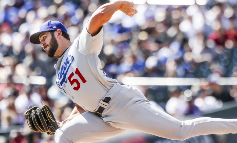 Two Unlikely Pitchers Form Foundation of Dominant Dodgers Bullpen