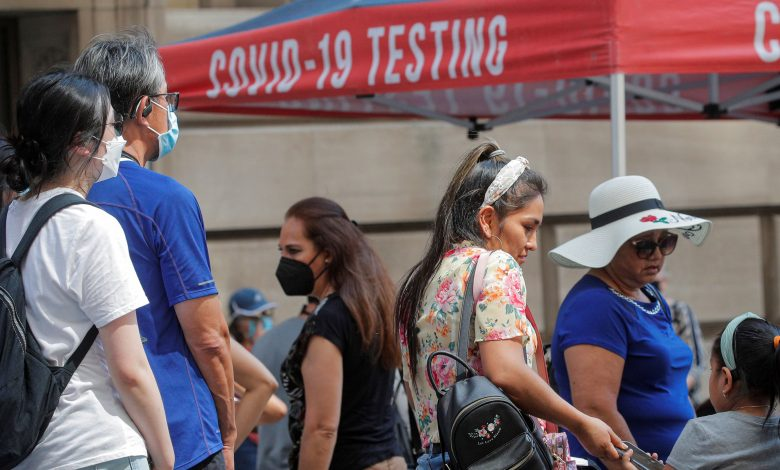U.S. heads into Labor Day with Covid vaccines but much worse outbreak than in 2020