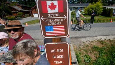 US land border restrictions extended through Oct. 21