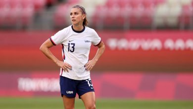 USWNT's Alex Morgan cautiously 'optimistic' about new USSF proposals