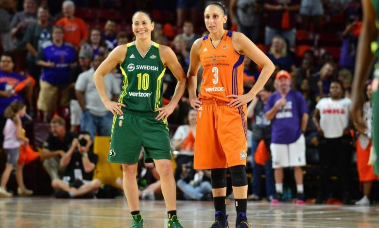 WNBA unveils 'W25,' a list of top 25 players in its 25-year history