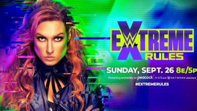 WWE Extreme Rules 2021: How to watch, start times, full card and Peacock