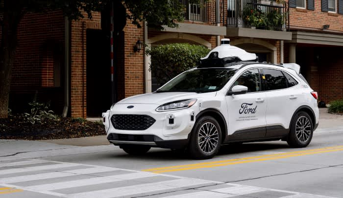Walmart to test self-driving cars in multiple cities with Ford, Argo