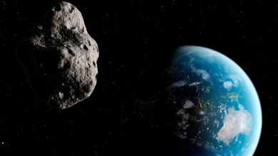 Warehouse-sized asteroid sneaks up on Earth by hiding near the sun