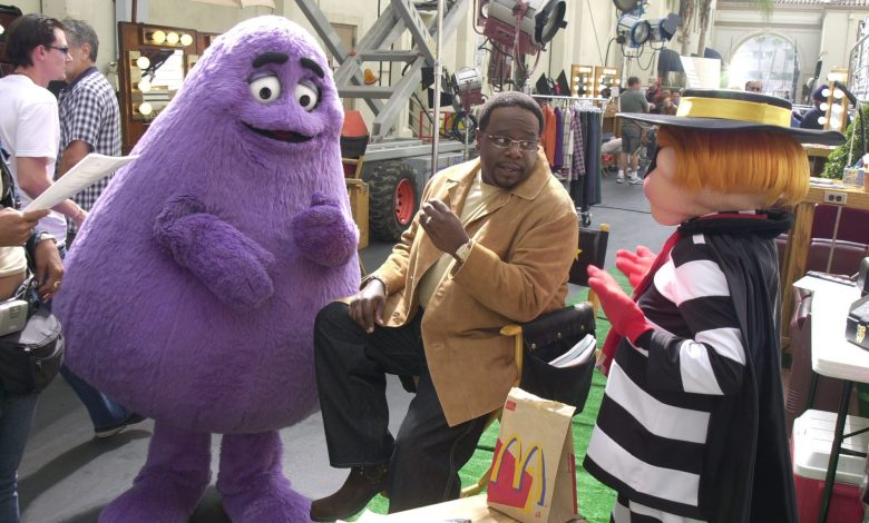What is Grimace? McDonald's manager interview puzzles the internet