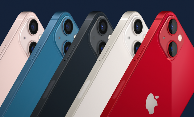 iPhone 13 comes in 5 color options. So which should you buy?