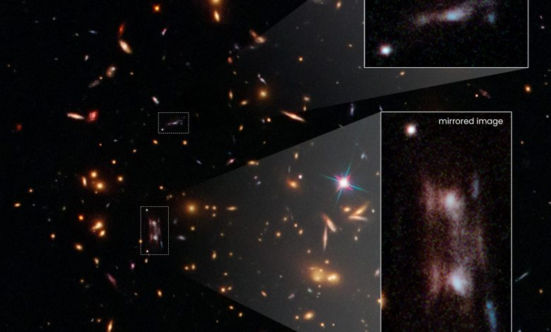 """'Double' Galaxy Mystifies Hubble Astronomers – """"We Were Really Stumped"""""""