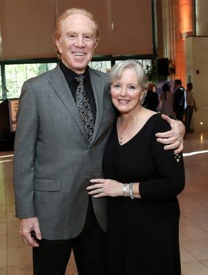 Alan Kalter and Peggy Masterson an event on June 19, 2018 in New York City.