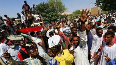 Protesters demand military coup as crisis deepens