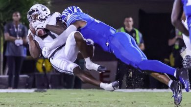 Best photos from Week 8 of the college football season