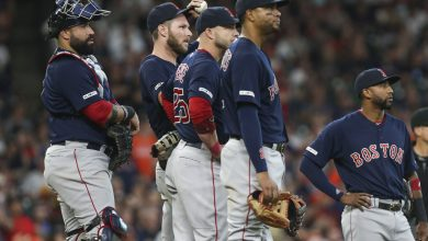 ALCS Game 1 Preview: Can Chris Sale Right the Ship?