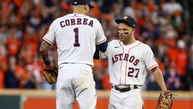 ALCS Game 1 Recap: Astros Outlast Boston in Back-and-Forth Contest