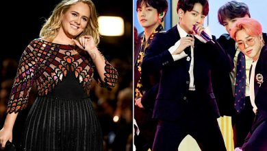 Adele's 'Easy on Me' Bests BTS to Break Spotify Record for Most Streams in a Single Day