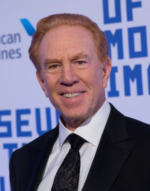 Alan Kalter attends an event on April 9, 2014 in New York City.