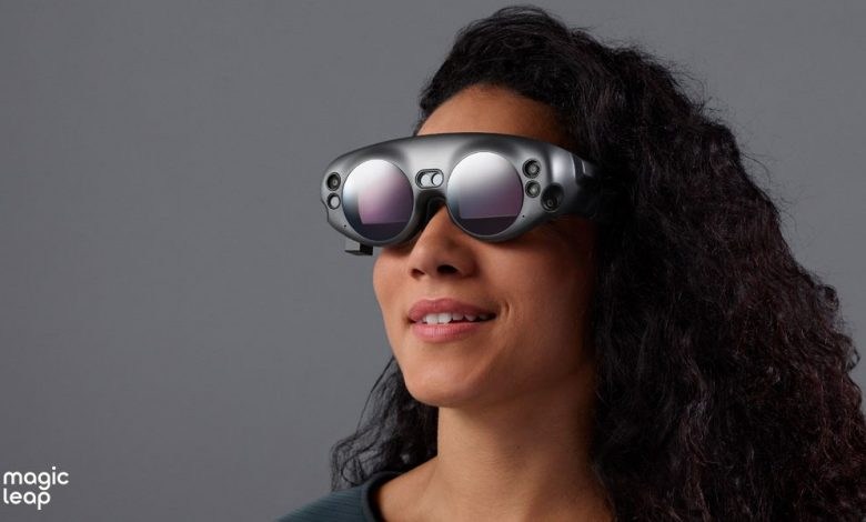 Augmented reality startup Magic Leap gets a reset with new funding