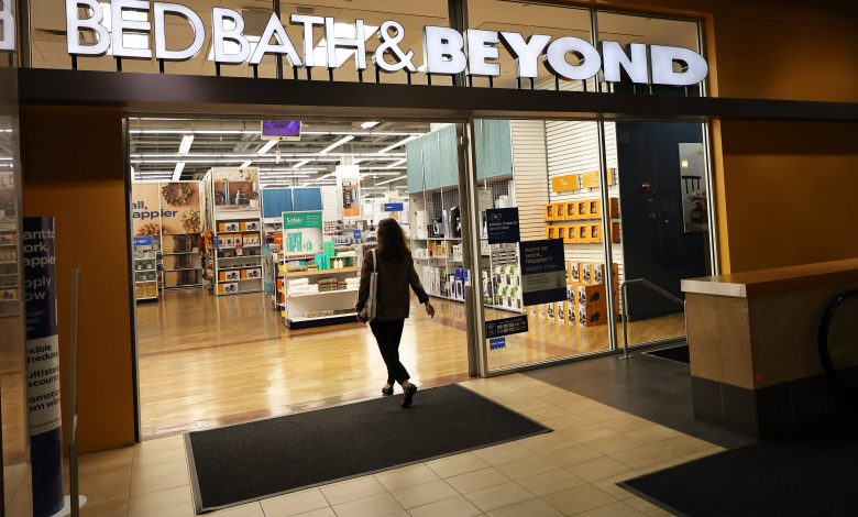 Bed Bath & Beyond's plunge bodes poorly for other retailers: Traders