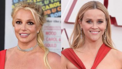 Britney Spears sends love to Reese Witherspoon