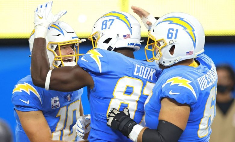 Can Los Angeles Chargers be considered AFC West favorites after beating Raiders? - Los Angeles Chargers Blog
