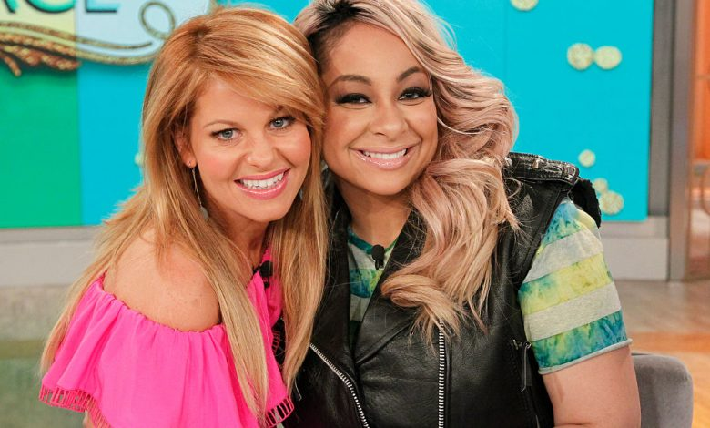 Candace Cameron Bure and Raven-Symoné talk 'The View'
