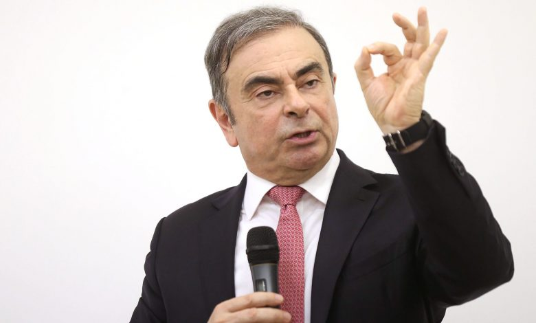 Carlos Ghosn says German automakers best poised to take on Tesla