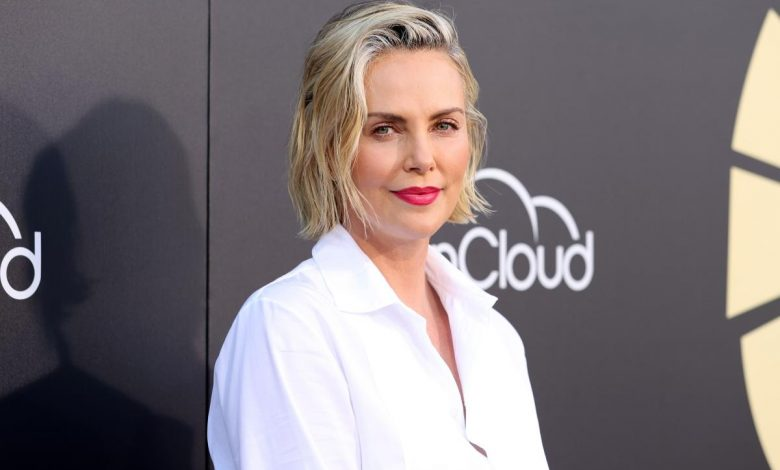 Charlize Theron says she relies on a 'village of strong Black women' to help her raise her daughters