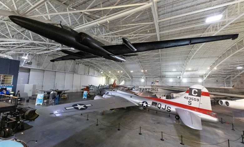 Check out the bombers of the Cold War at the Strategic Air Command Museum