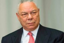 Former Secretary of State Colin Powell died Monday of complications from COVID-19, his family said in a statement posted on Facebook.