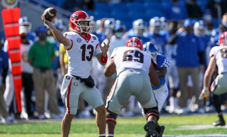 College football Week 7 - A showdown of SEC unbeatens, Oklahoma QB controversy and more