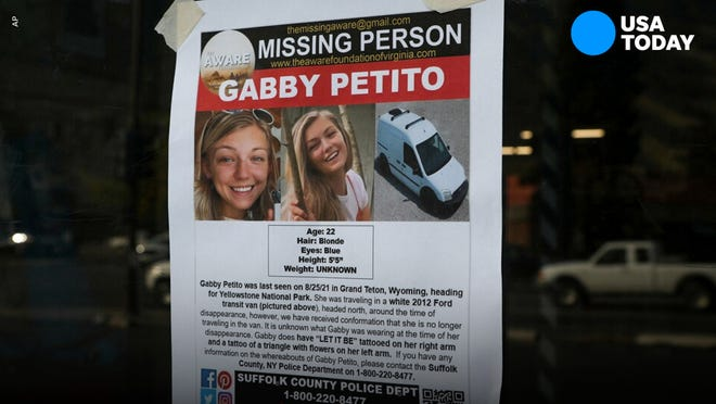 Gabby Petito's disappearance amplified the conversation about Missing White Woman Syndrome.