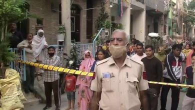 Delhi: Four dead after fire breaks out at three-storey