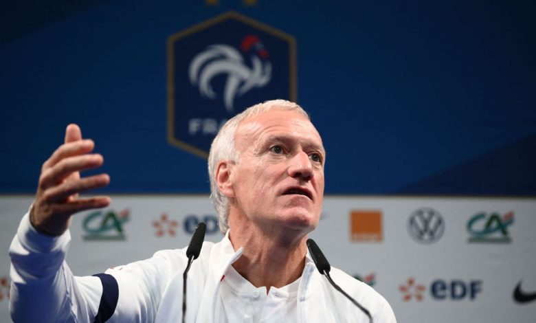 Deschamps, World Cup holders France must use Nations League to rediscover their best form
