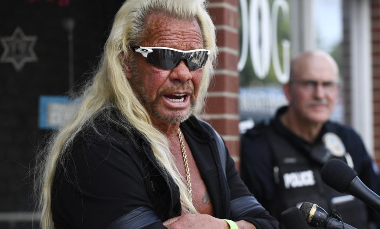 Dog the Bounty Hunter isn't licensed to catch Brian Laundrie