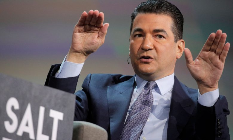 Dr. Scott Gottlieb says Merck's Covid pill 'can make a real difference'