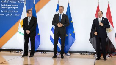 Egypt, Cyprus and Greece ink deal to construct electricity interconnector