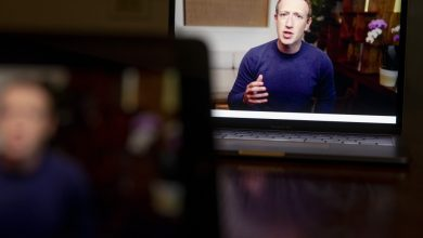 Facebook weathers an ugly day with stock up 4%