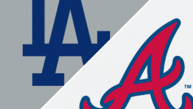 Follow live: Betts, Dodgers visit Braves to kick off NLCS